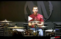 Mike Johnston : Linear Fills, Part 2 : Modern Drummer