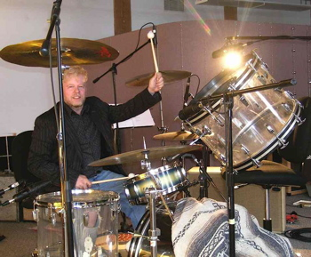 Producer/Drummer Anthony J. Resta