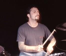 John Tempesta in Modern Drummer Magazine