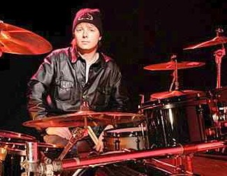 Chad Clark of Heaven Below of Modern Drummer Drummer Blog