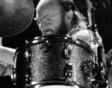John Weathers of Gentle Giant in Modern Drummer Magazine