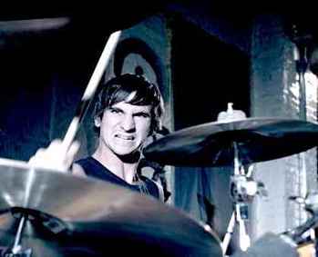 Matt Greiner Of August Burns Red for Modern Drummer Drummer Blog