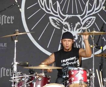 Ryan Guanzon of New Medicine for Modern Drummer Drummer Blog