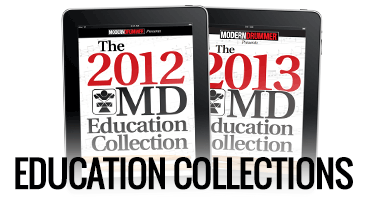 Modern Drummer Education Collection