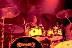 Robert Ortiz of Escape The Fate for Modern Drummer Drummer Blogs