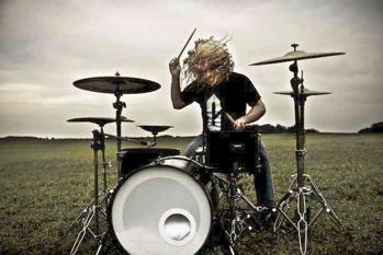 Ethan Trekell of For All Those Sleeping for Modern Drummer Drummer Blogs