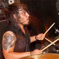 Frank Godla of Meek Is Murder and Empyreon Drum Blog for Modern Drummer