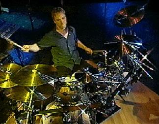 drummer Billy Ashbaugh