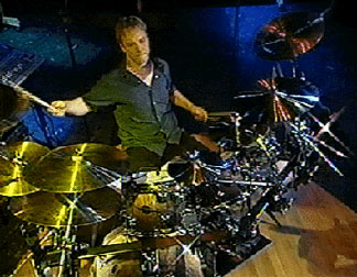 drummer Billy Ashbaugh