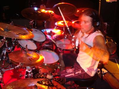 Jason Bittner What Drives The Beat Clinic Tour Diary, November 17–23, 2008