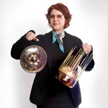 Dawn Richardson Of Mental 99 Modern Drummer Blog
