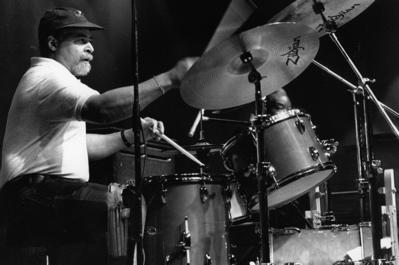 Drummer Jimmy Cobb