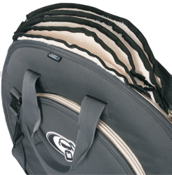 Protection Racket Deluxe Rucksack Cymbal Bag : Modern Drummer