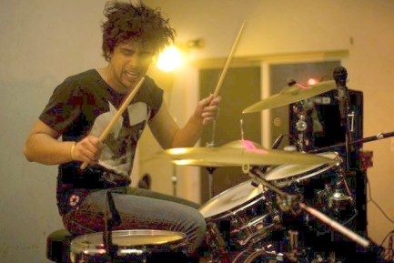 Nick Brennan of the Static Jacks : Modern Drummer