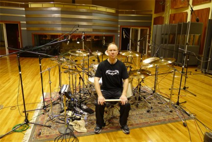 Richard Christy : Modern Drummer