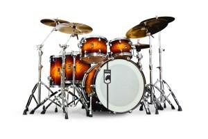 Mapex Black Panther Velvetone Drumset