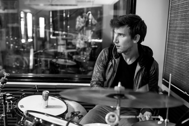 On the Beat With Multi-Instrumentalist Max Frost: Getting Drum Sounds in the Studio