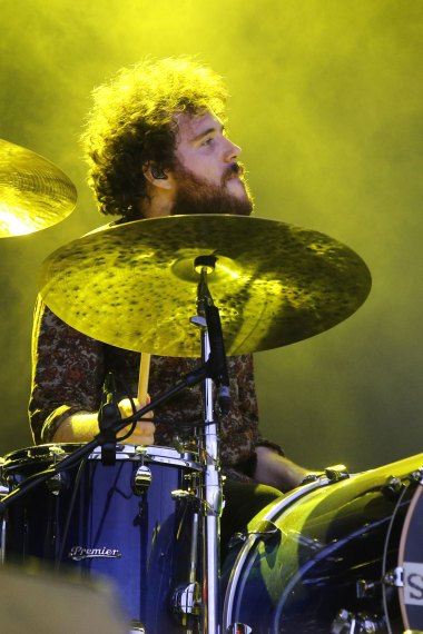 Jamie Morrison of Stereophonics