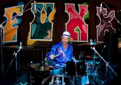 Drummer Greg Errico