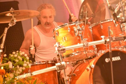 Faith No More's Mike Bordin By Ross Halfin