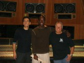 David Frangioni, Brian Frasier-Moore and Kevin Antunes and
