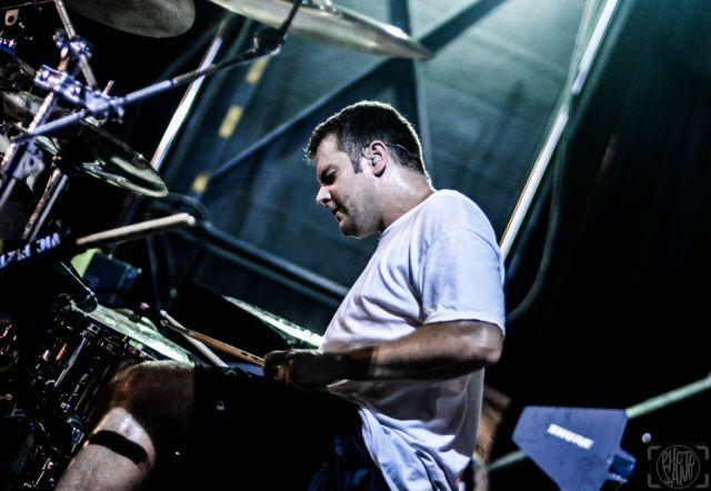 Sean Heenan of Attila