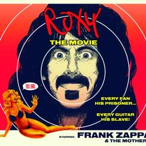 Frank Zappa Roxy CD cover (hr)