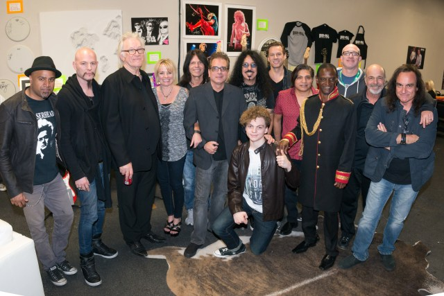 "Rock""N""Roll Fantasy Camp. Photo By Alex Solca."