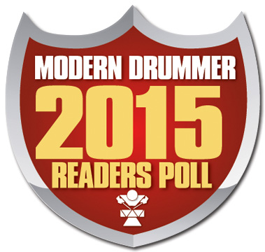 Vote in the Modern Drummer Readers Poll 2015
