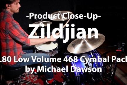 Zildjian LV80 Cymbals