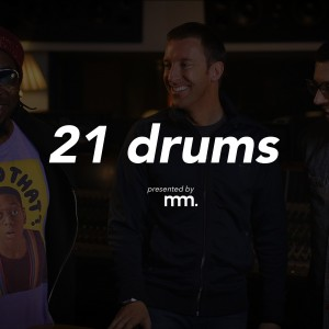 21 Drums Returns August 2016 in Dublin
