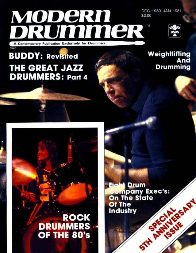 Buddy Rich: Revisited - Modern Drummer Magazine
