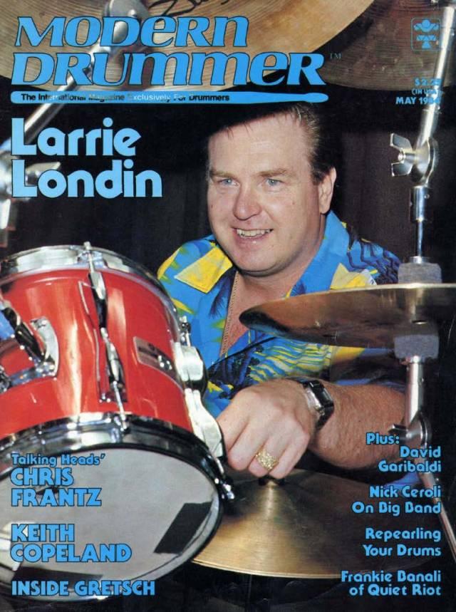 f4864424423 Tuning And Muffling - Modern Drummer Magazine