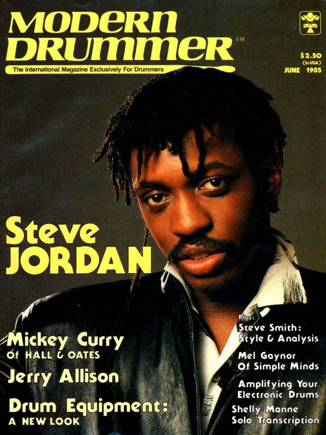 Simple Minds' Mel Gaynor - Modern Drummer Magazine