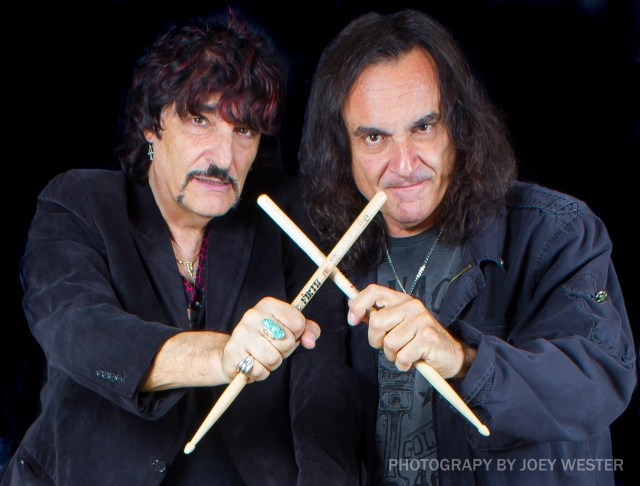 Carmine and Vinnie Appice