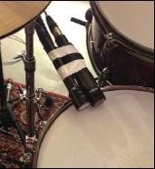 In The Studio snare 1