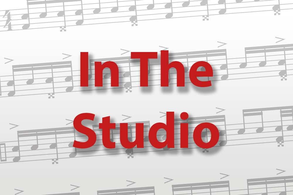 In The Studio: Seeing Sounds - Modern Drummer Magazine