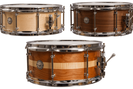 40th Anniversary Modern Drummer Snare Collection