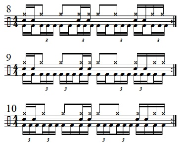 Double Bass Workout 2