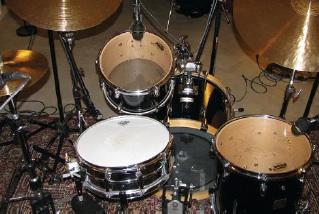 In The Studio 5
