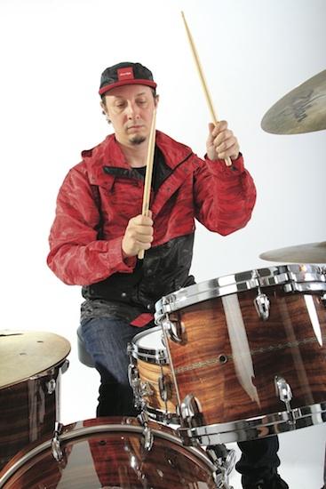 Adam Deitch - Modern Drummer Magazine