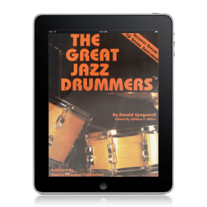 The Great Jazz Drummer's Digital Book
