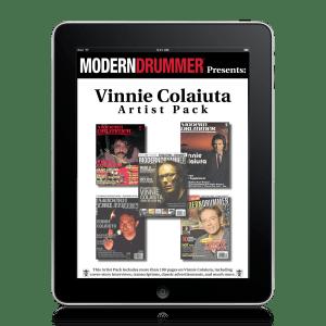 Vinnie Colaiuta Artist Pack