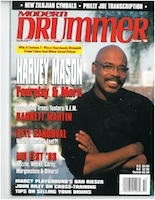 Harvey Mason MD cover