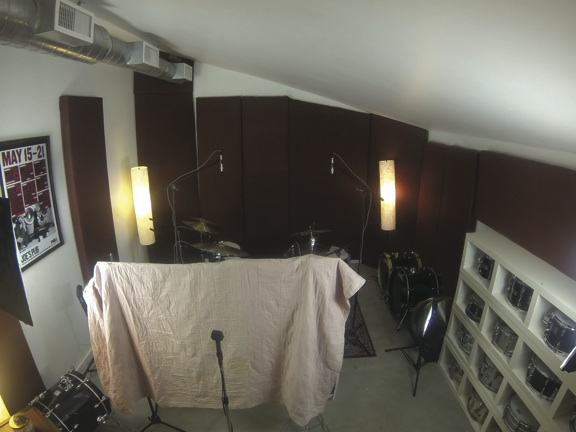 in the studio 3