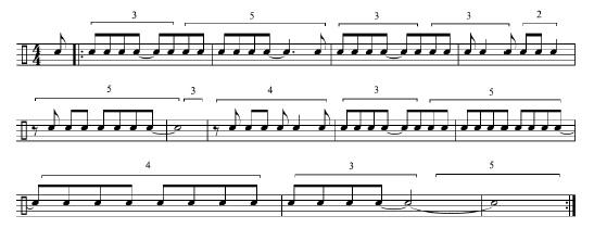 Framework for Musical Practice 1
