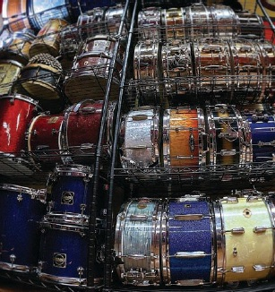 Dylan Wissing snares