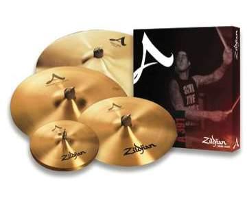 Zildjian cymbal pack