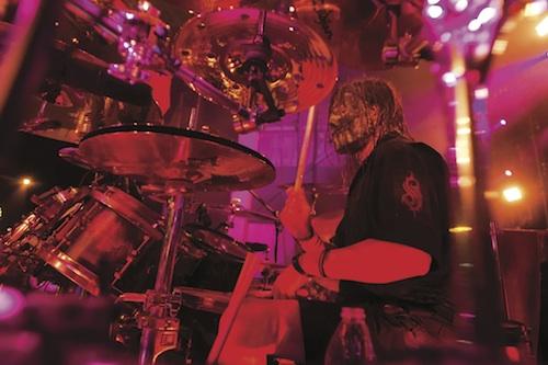 Slipknot's Jay Weinberg - Modern Drummer Magazine