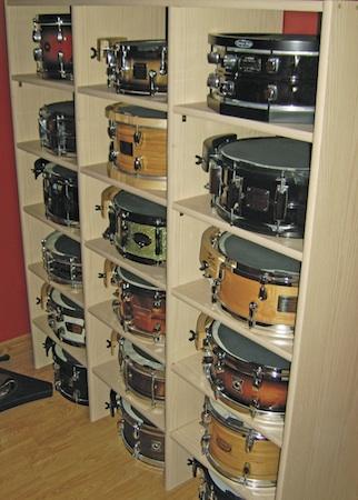 Snare Rack